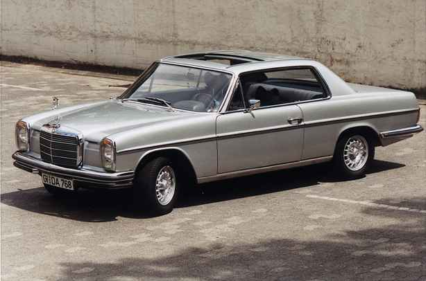 Mercedes W115 Coupe